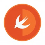 html5 styled round badge shows swallow