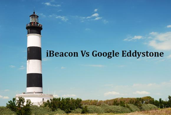 iBeacon Vs Eddystone