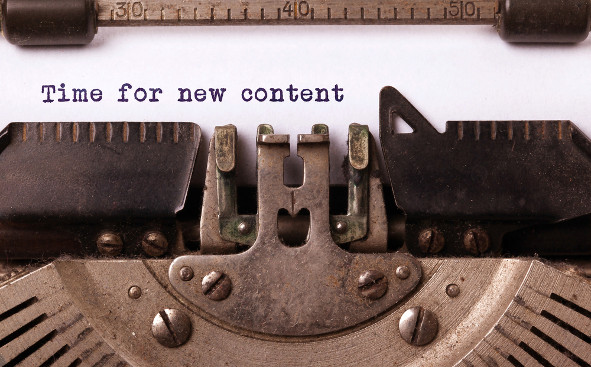 New Content Ideas